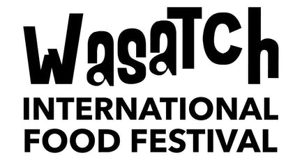 Wasatch International Food Festival tickets