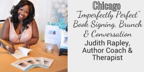 "Perfect Lessons- Author Conversation, Workshop & Brunch of ""Imperfectly Perfect"" tickets"