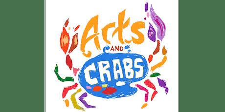 Arts & Crabs 2019  tickets