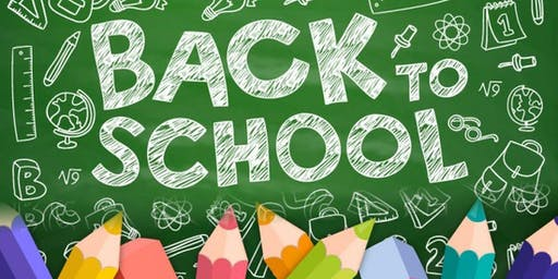 Back-2-School 2019 (Small Business Vendor Registration)