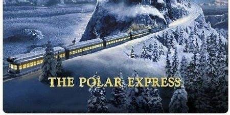 Polar Express Pajama Party!