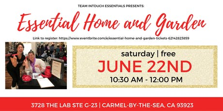 Essential Home and Garden tickets