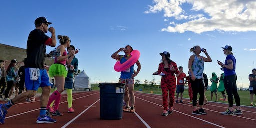 The Summer Solstice Beer Mile 2019