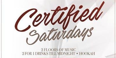 Certified Saturdays At Katra Lounge w/OPEN BAR
