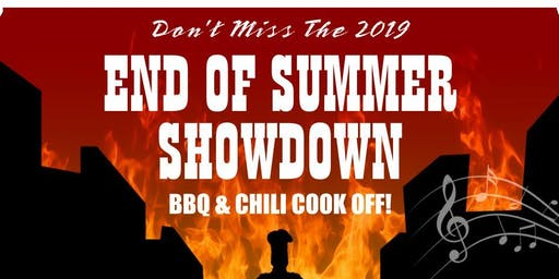"""END of SUMMER SHOWDOWN"""