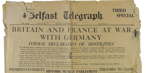 This country is at war: 80 years on