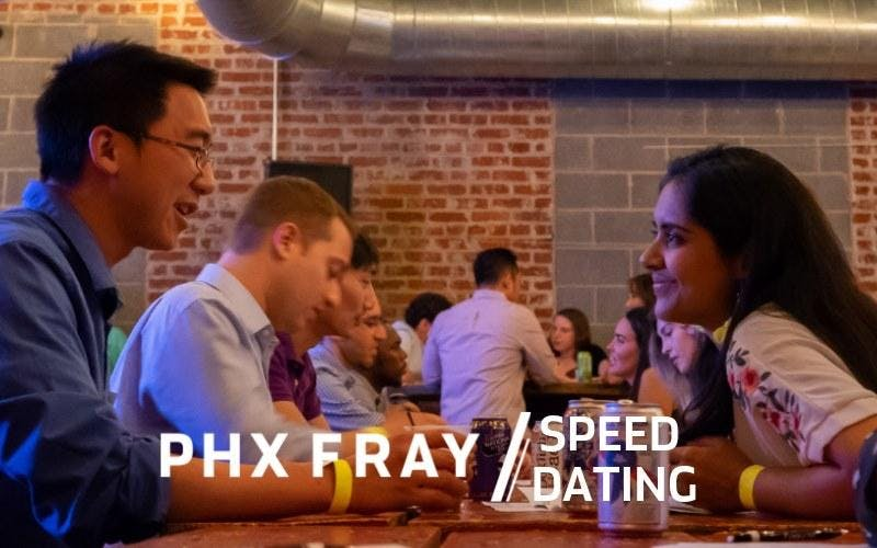 Speed Dating at Helio Basin Brewing Co.