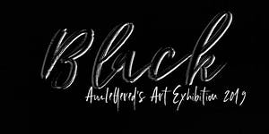 Black: Annlettered's 2019 ART Exhibition
