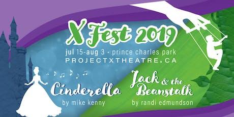 X Fest 2019 tickets