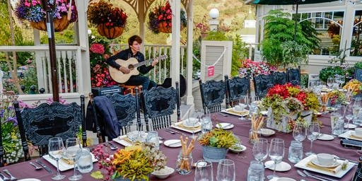 Backyard Winemaker Dinner featuring Daou Winery