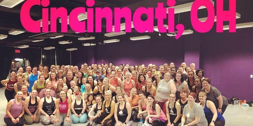 Dance2Fit Class In Cincinnati, OH with Jessica James on 9/22/19 12:30pm
