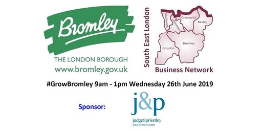 #GrowBromley June 2019