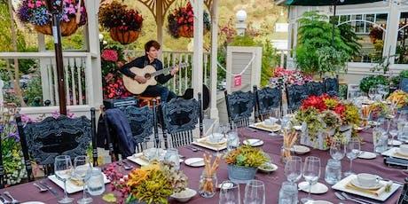 Backyard Wine Dinner- Plant based edition! tickets