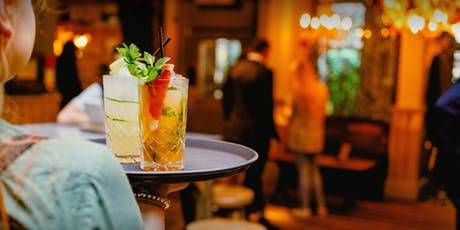Summer Cocktails & Canapes with The Botanist tickets