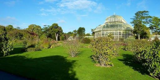 LAI CMG Summer visit 2019 to the Botanic Gardens