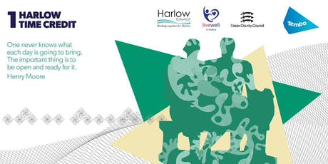 Harlow Time Credits Information Session tickets