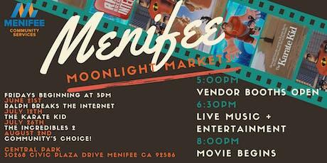 Menifee Moonlight Markets tickets
