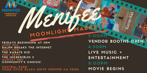 Menifee Moonlight Markets