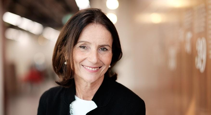 An Audience with Dame Carolyn Fairbairn, CBI Director-General