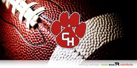 Colleyville Heritage vs Creekview Varsity Football tickets