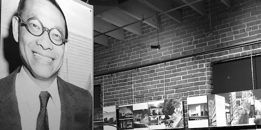 """""""I.M. Pei in Colorado"""" Panel Discussion"""