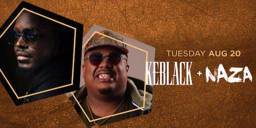 Keblack + Naza