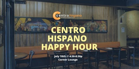 Centro Hispano Happy Hour tickets