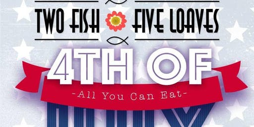 Two Fish Five Loaves July 4th Cookout hosted by Shaila of 107.5 WBLS