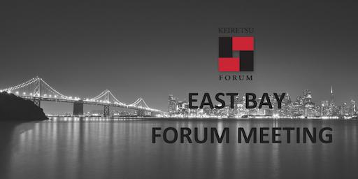 June 27, 2019 Keiretsu Forum East Bay