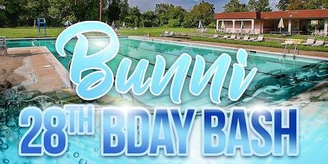 Bunni 28th Birthday Bash  tickets