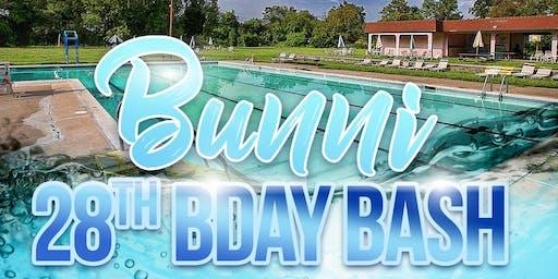 Bunni 28th Birthday Bash