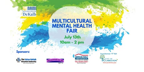 Multicultural Mental Health Fair tickets