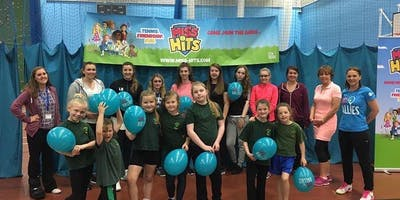 She Rallies - Lil Miss Hits training course
