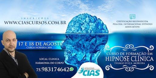I TURMA DE FORMAÇÃO EM  HIPINOSE CLÍNICA