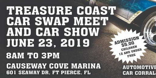 2019 Treasure Coast Car Swap Meet and Car Show
