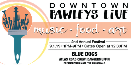 2019 Downtown Pawleys Live! tickets