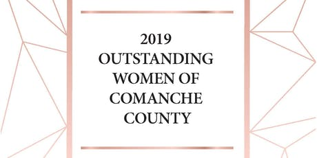 2019 MCSW Outstanding Women of Comanche County tickets