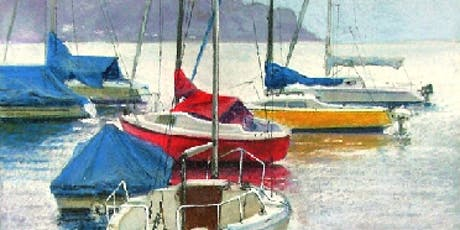 4 Weeks: Painting in the Medium of Your Choice w/ Don & Joyce Nagel tickets