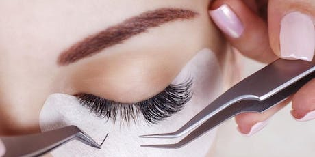 Private Eyelash Extension Training  tickets