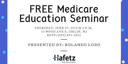 Medicare Education Seminar