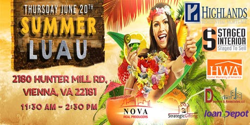 NOVA Real Producers Summer Fling
