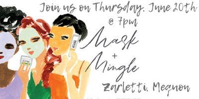 Join us for a night of masks, mingling, music and fun!