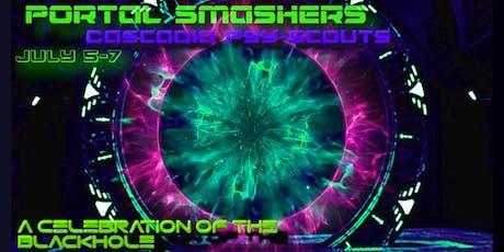 Portal Smashers tickets