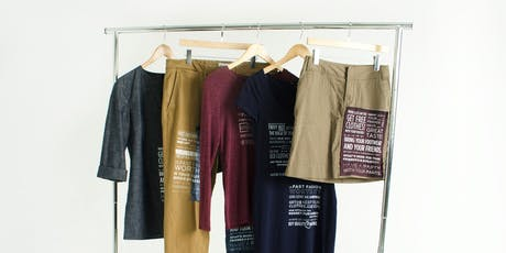 Patagonia DC Clothing Swap tickets
