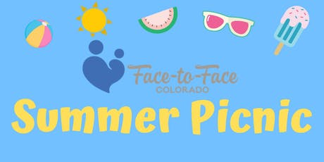 Face-To-Face Colorado Summer Picnic tickets