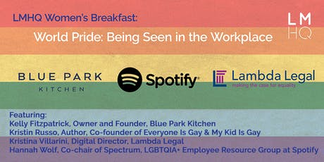 World Pride: Being Seen in the Workplace tickets