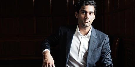Aryaman Natt, Piano Recital at Burgh House tickets