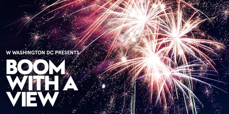 BOOM with a VIEW - Fourth of July Celebration tickets