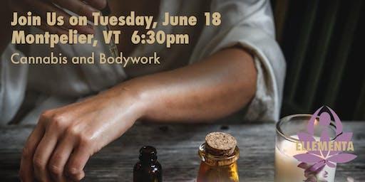 Ellementa Montpelier: Cannabis and Bodywork