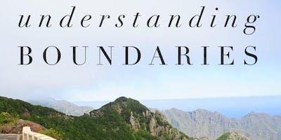 Boundaries Workshop l 24th June 2019